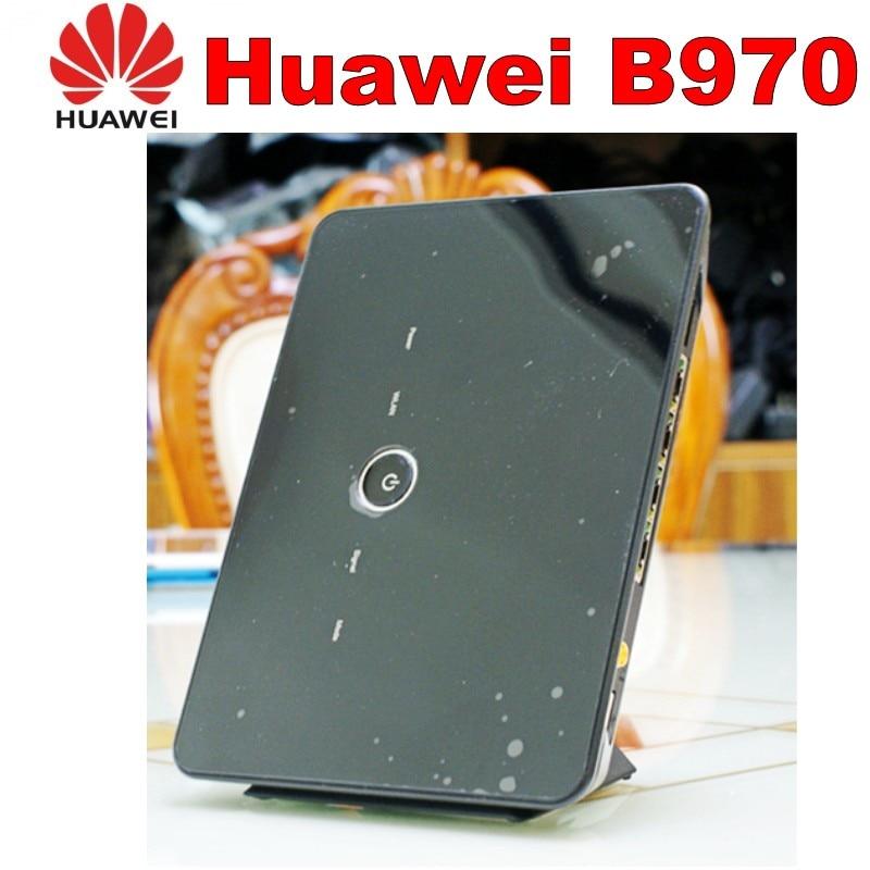 Huawei B970 3G ruta inalámbrica 3g módem móvil 7,2 mbps 3G wifi Router inalámbrico