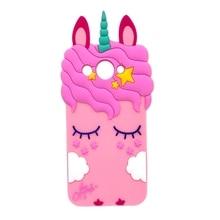 Cute Pink Unicorn Girls Cartoon Case For Huawei Honor 8A 8X 7A 7C Y6 Prime Y7 2018 Y9 2019 Y5 2017 Y6 II Y3 2017 Silicone Cover