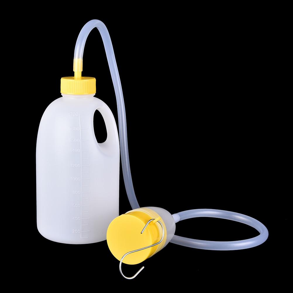 1000/1200/1700ml hombre urinario de gran capacidad con orina de tubo olla importa Stinkpot para hombres productos