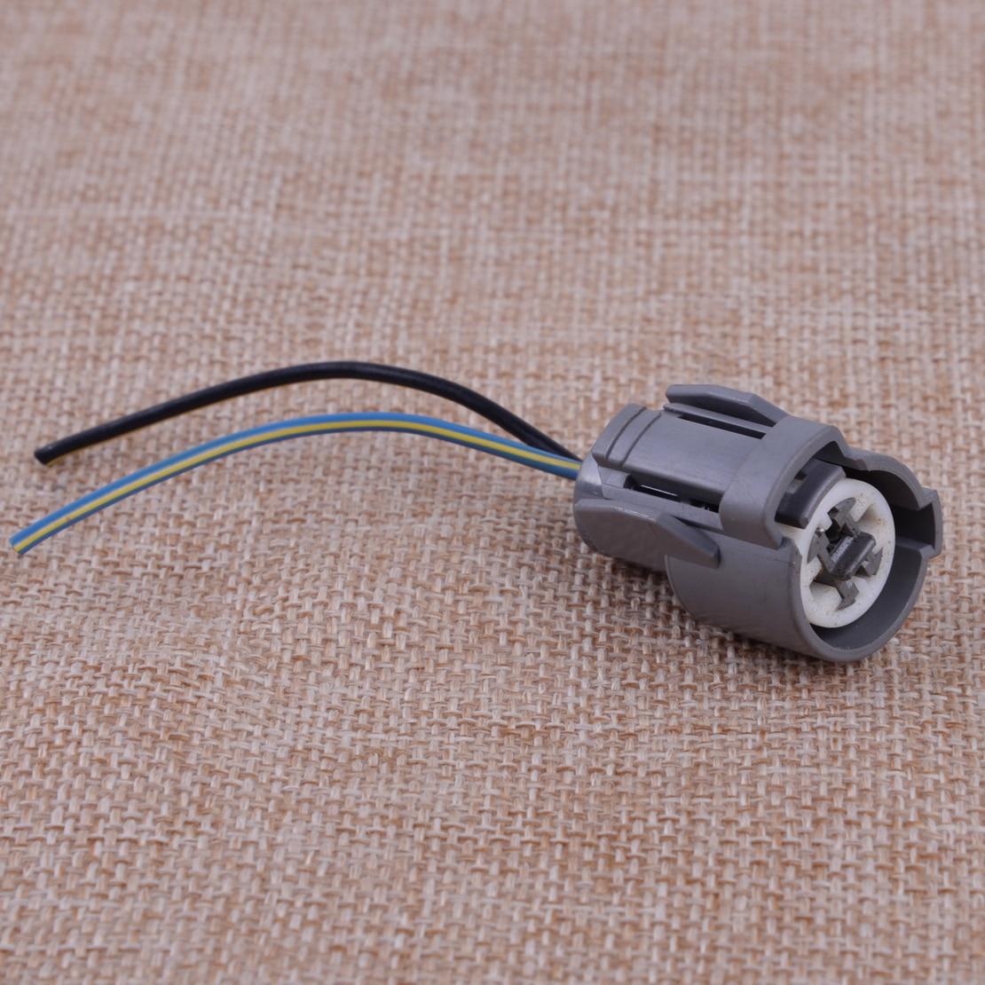 CITALL IAT Intake Air Fan Coolant Temperature Sensor Connector Plug Pigtail Fit for Honda Civic B D H F Engines
