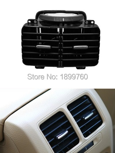 Rear Air Outlet Vent Assembly 1K0819203A 1K0 819 203 A for Golf GtiMK5 MK6 MKV MKVI Jetta Rabbit