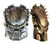 Máscara de Aliens.vs.Predator, película envolvente, accesorios de máscara cosplay