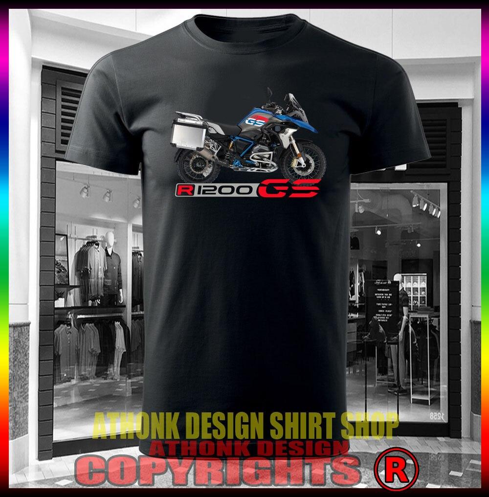 R1200GS aventura Biker camiseta Fan de R1200GS MOTORSPORT camiseta