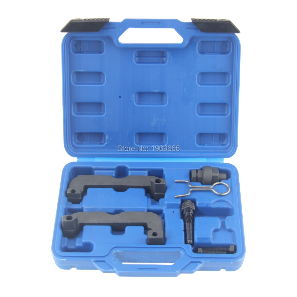VAG Engine Camshaft Locking Alignment Timing Tool Kit For VW AUDI A6 Q5 2.0 2.8 3.0 FSI V6 T40133 T10172 Car Garage Tools