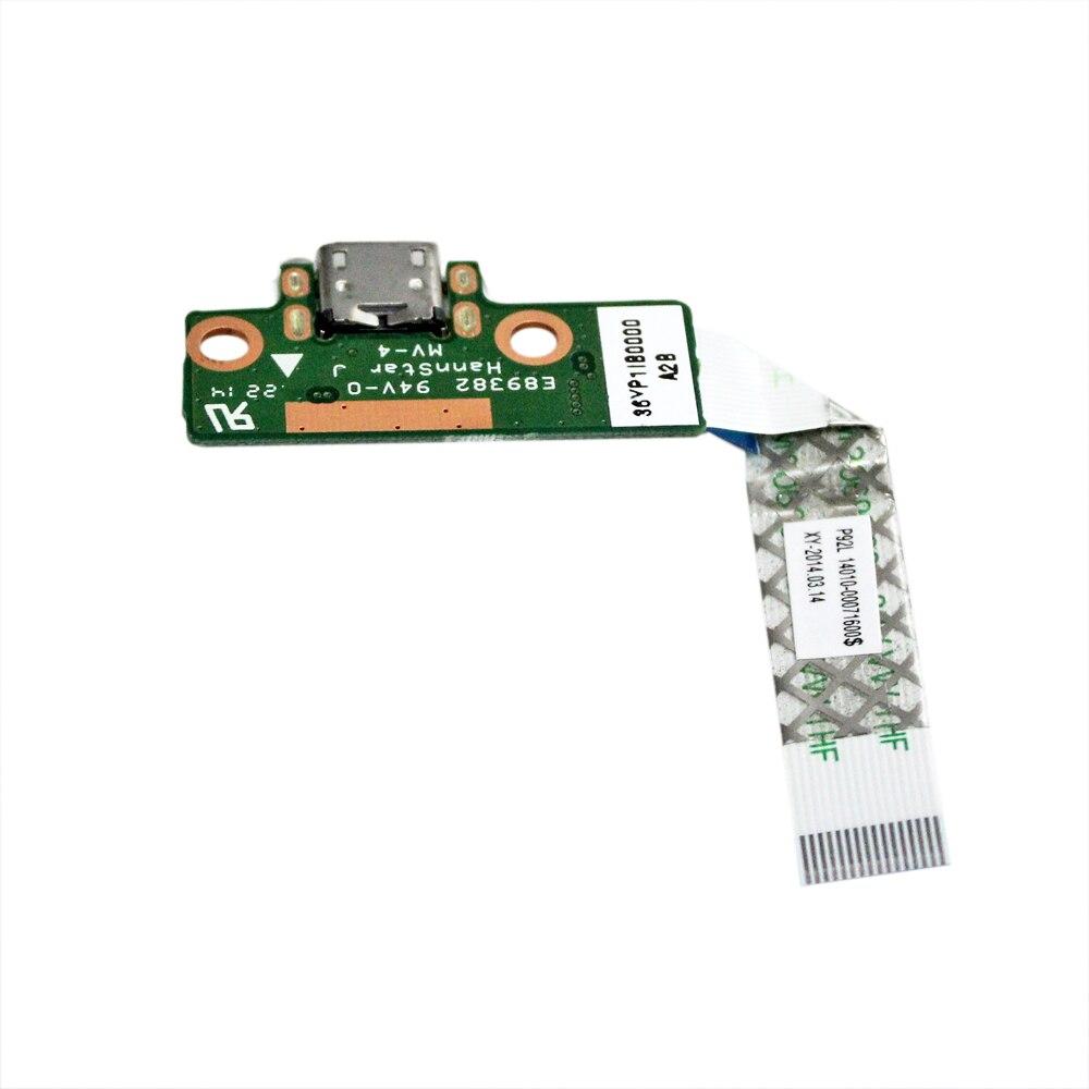 لوح زر الطاقة لشاحن USB من أسوس P92L مع كابل 14010-00071600 E89382