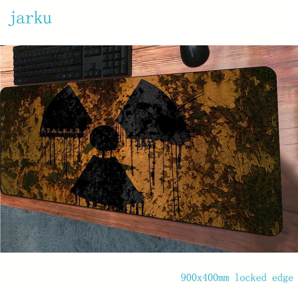Коврик для мыши stalker 900x400 мм коврики для мыши эстетика лучший игровой коврик для мыши геймер Инди поп персонализированные коврики для мыши К...