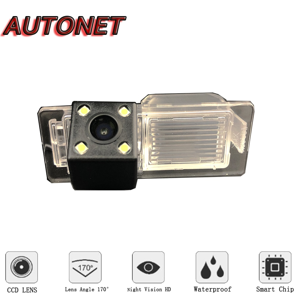 AUTONET камера заднего вида для Buick Lacrosse Encore GL8 GT/Chevrolet Aveo Sonic/Cadillac CTS SRX/CCD/камера номерного знака