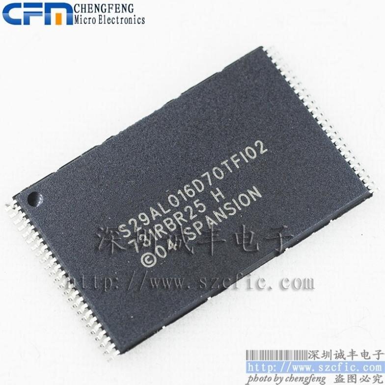 Модуль S29AL016D70TFI02 TSOP оригинальный аутентичный и Новый Бесплатная доставка|tsop| |