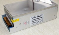 TAS5630 class D power amplifier board special power supply 48V 7.5A