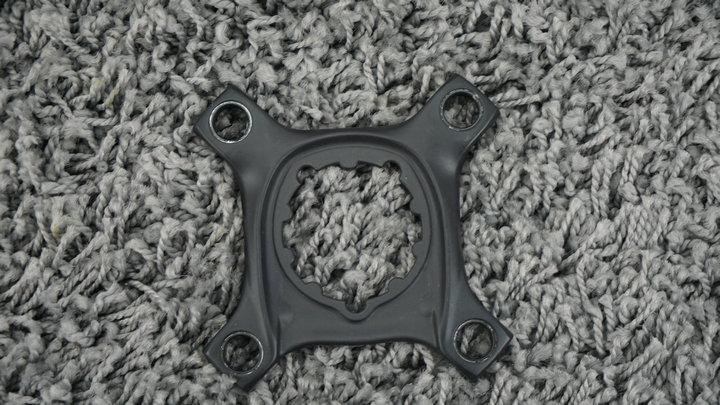 SRAM прямое Крепление цепное кольцо пьедестал BCD94