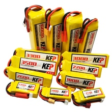 RC Lipo batterie 2S 7.4V 1200 1800 3000 3500 4000 5000 6000mAh 25 35C pour RC hélicoptère voiture bateau Drone RC jouets Batteries LiPo 2S