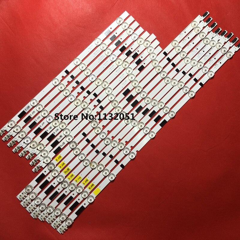 (Nuevo Kit) 16 unids/set de retroiluminación LED para Sams ung TV UE46F5000AWXZG UE46F6400AW 2013SVS46F R6 L9 D2GE-460SCA-R3 D2GE-460SCB-R3