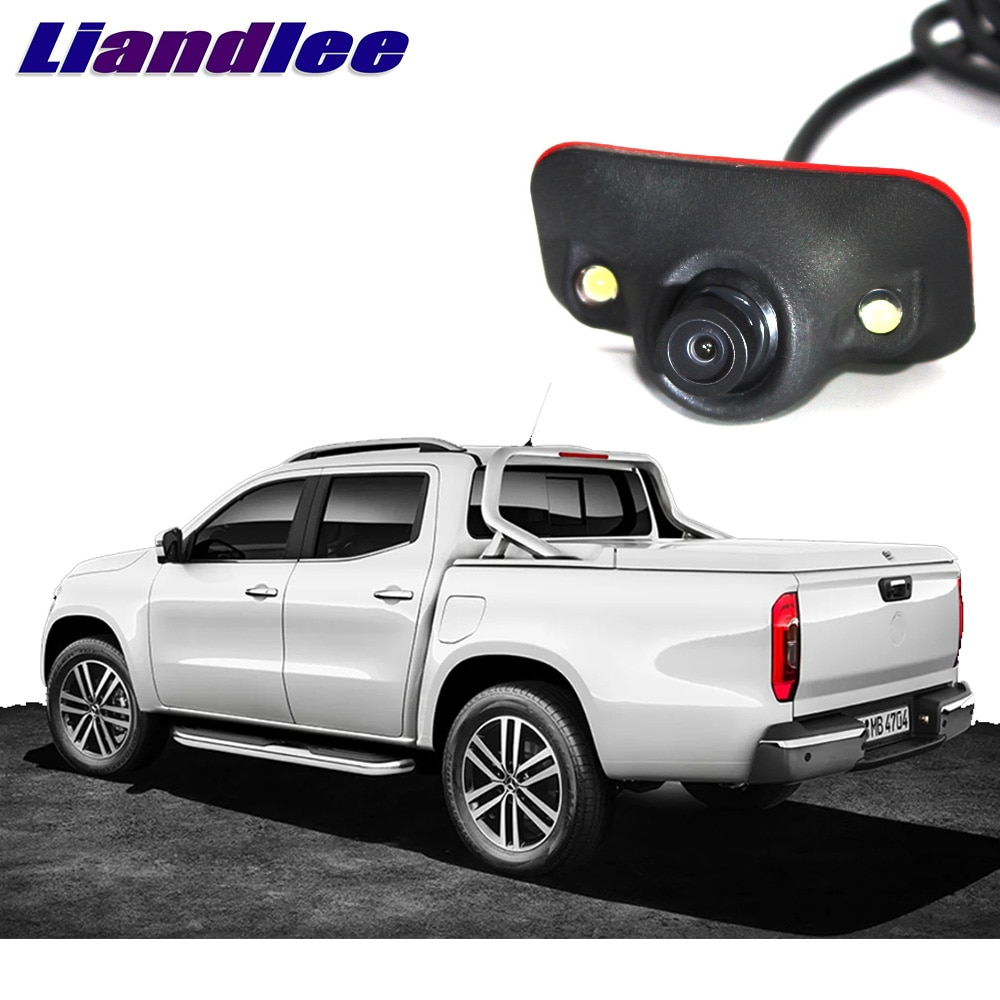 LiandLee Автомобильная камера заднего вида для Mercedes Benz MB X Class Ultra HD камера заднего вида imag   CCD + RCA