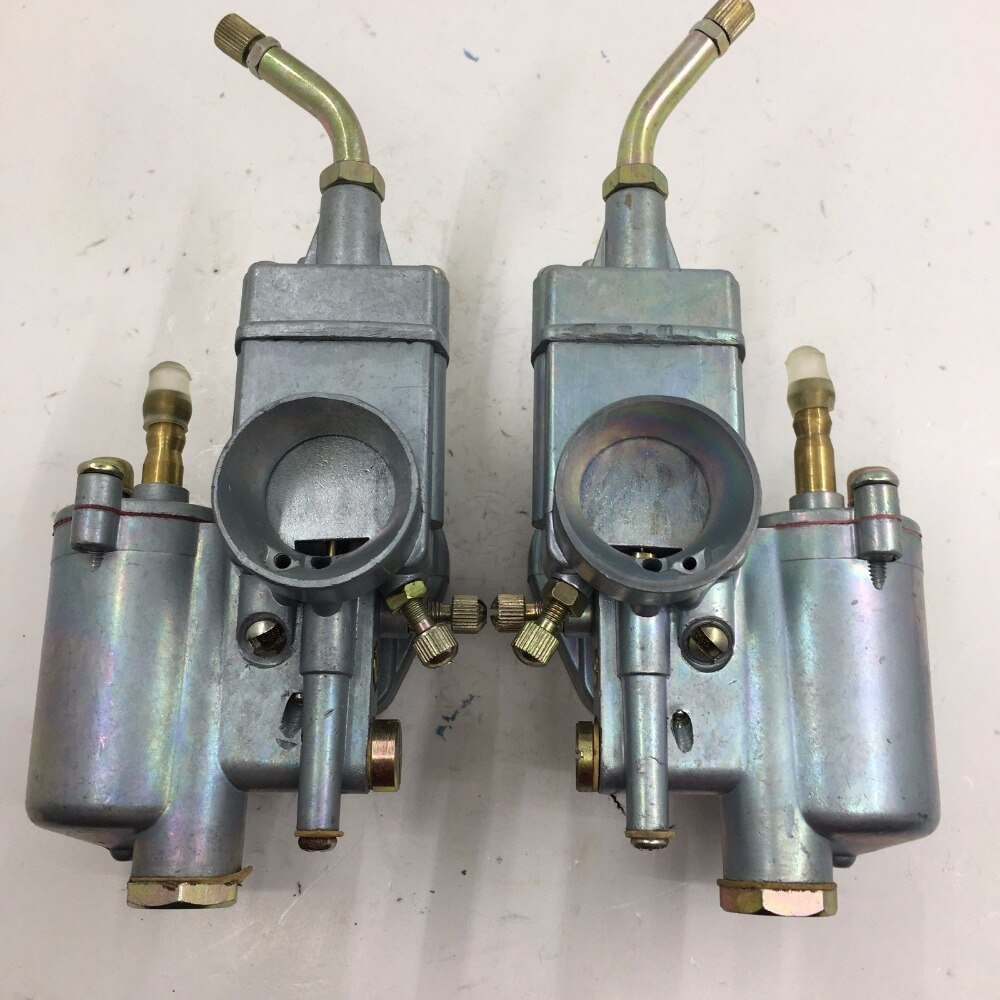 Sherryberg 28mm carbohidratos par Vergaser carburador para K302 BMW M72 MT URAL K750 MW Dnepr