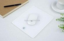 Tapis de souris en verre de Surface mate de plexiglas acrylique pour la souris de jeu dordinateur portable de Macbook