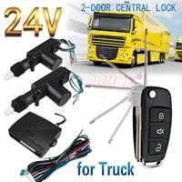 23 flip key 24v universal for truck remote control vehicle keyless entry system 2 door central door lock locking 8118 chadwick