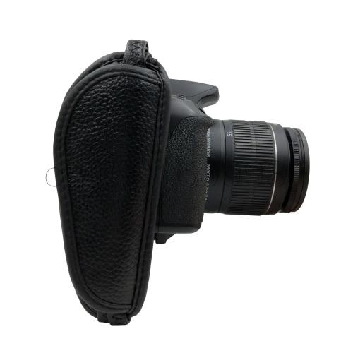 De cuero correa para empuñadura de la cámara Digital de la correa de muñeca para Nikon D800 D3X D700 D300 D300S D5000 D200 D80 D60 D850 D500 D800 D7500