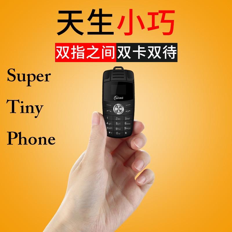 Super Mini modelo de coche diseño de llave móvil para niño Dual Sim Bluetooth Dial tamaño pequeño Magic Voice Changer baja radiación