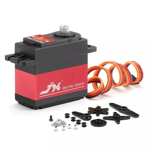 Servo PDI-6208MG RCtown JX de 120 grados, engranaje metálico de alta precisión, Servo estándar Digital KSX3353