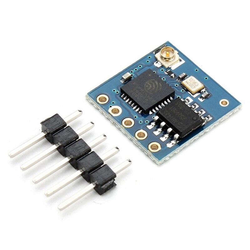 ESP-05 ESP8266 Remoto WI-FI Porta Serial Módulo Transceptor Sem Fio Para RC Modelos de Brinquedos