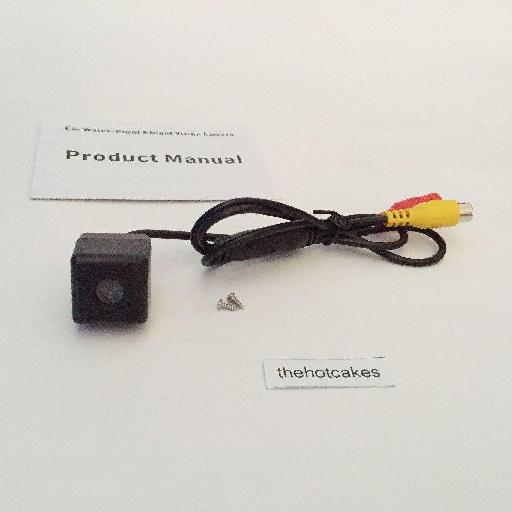Thehotcakes 5 V 6 V 12 V Kamera Kopf Ohne Halter, Video und Stromkabel/HD Reverse Rückfahrkamera