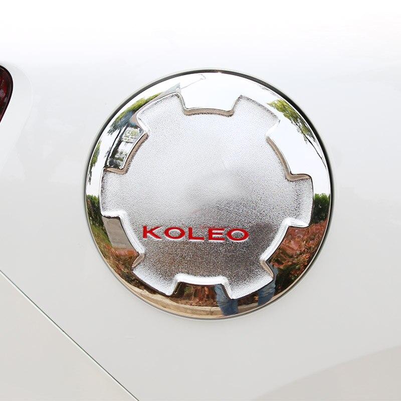 Mi buen depósito de aceite para el coche tapa de tanque de combustible accesorios de coche para Renault Koleos para Samsung QM6 2017 2018