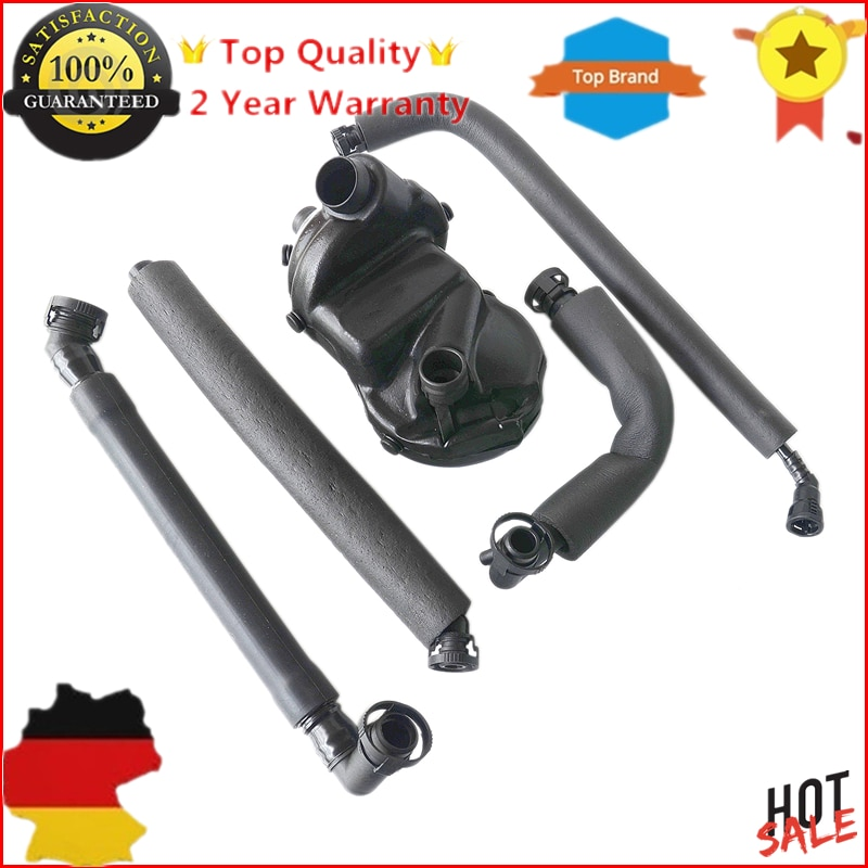 AP03 ПВХ Картер вентиляционный клапан маслоотделитель шланг комплект для BMW X3 X5 Z3 Z4 E46 E39 E60 E61 M52 M54 3 5 7 #11617533400, 11617533399