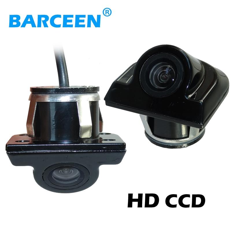 Grande promozione 170 gradi Ampio Angolo di Visione Impermeabile Retromarcia CameraNight Vision Car Rear View Camera CCD Promozione