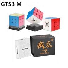 네오 큐브 GTS3M MoYu Weilong GTS V2 V3 M 3x3x3 마그네틱 매직 큐브 퍼즐 GTS 3 M 3x3 GTS2 M 스피드 cubo magico eudcation Kids toys
