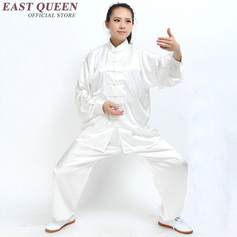 زي تاي تشي للرجال والنساء ، ملابس taichi ، زي الكونغ فو ، زي فنون قتالية ، زي ممارسة NN0575 H