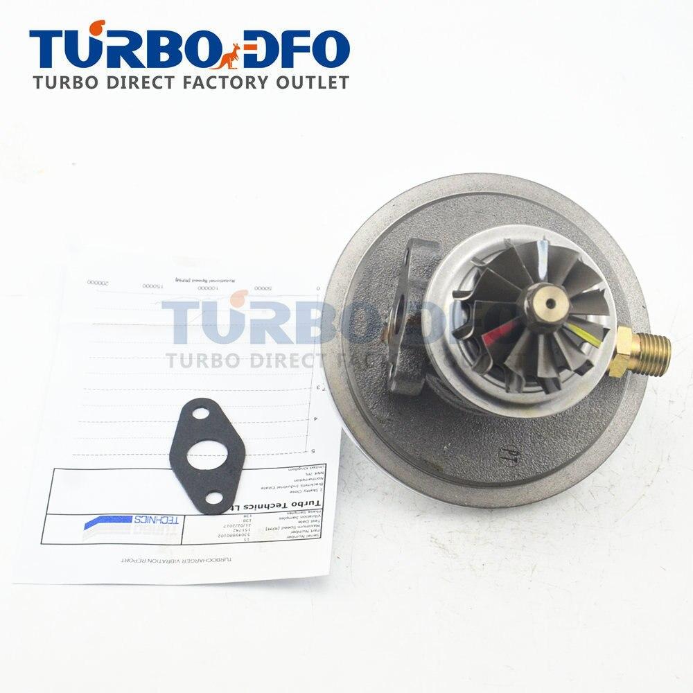 Turbine CHRA 53049700102 53049880103 for VW Transporter 2.0TDI 163/180 HP TDI-CR CFCA - turbocharger core repair kit 03L145715A