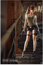 Tombeau Raider Lara Croft Cosplay déguisement