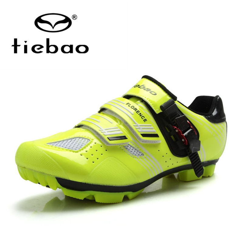 Tiebao 2018 NEW Cycling Shoes MTB Self-Locking Shoes Professional Cycling Equipment Breathable Athletic Shoes TB15-B1330