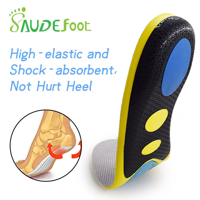 Memory Foam Sport Insoles Pads Arch Support Damping Plastic Parts Cushion Running Foot Care