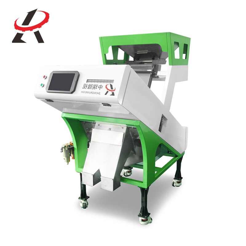 Equipo de procesamiento de grano limpiador de grano de semilla clasificador de Color a la venta