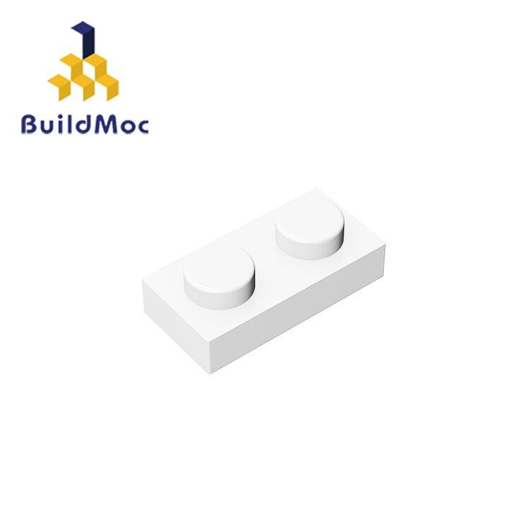 Buildmoc 3023 6225-28653 1x2 técnica captura de comutação para blocos de construção peças diy educacional criativo presente brinquedos