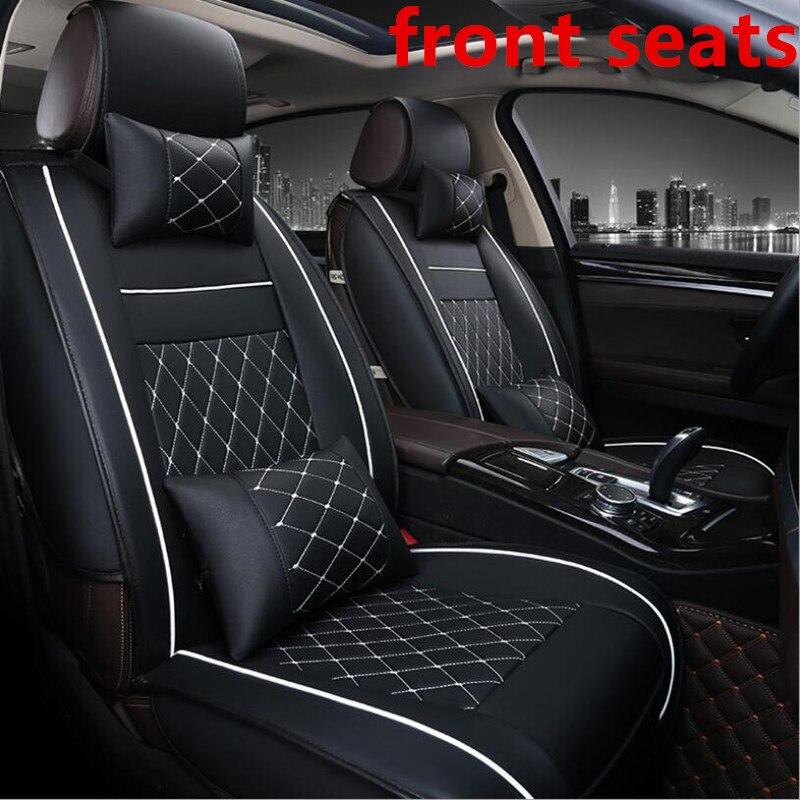Universal cubiertas de asiento de coche para Honda CRV XRV odisea Jazz de la ciudad de crosstour S1 CRIDER VEZEL acuerdo de estilo