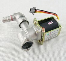 Gas cooktop gas burner accessories solenoid valve ZD131-B DC3V 2.8CM