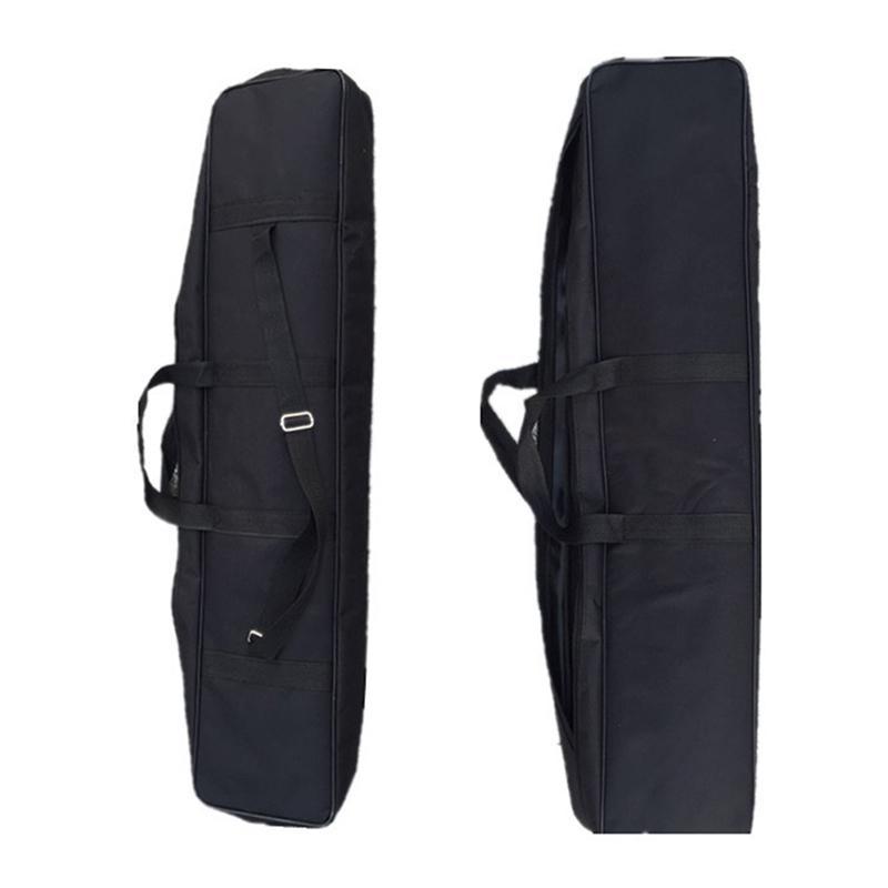 Mounchain arco recurvo bolsa de ombro único saco seta quive carry caso bolsa para caça tiro com arco ao ar livre unisex