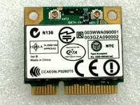 SSEA Wholesale original for Atheros AR5B91 AR5009 AR9281 half Mini PCI-E Wireless Wifi Card tested well