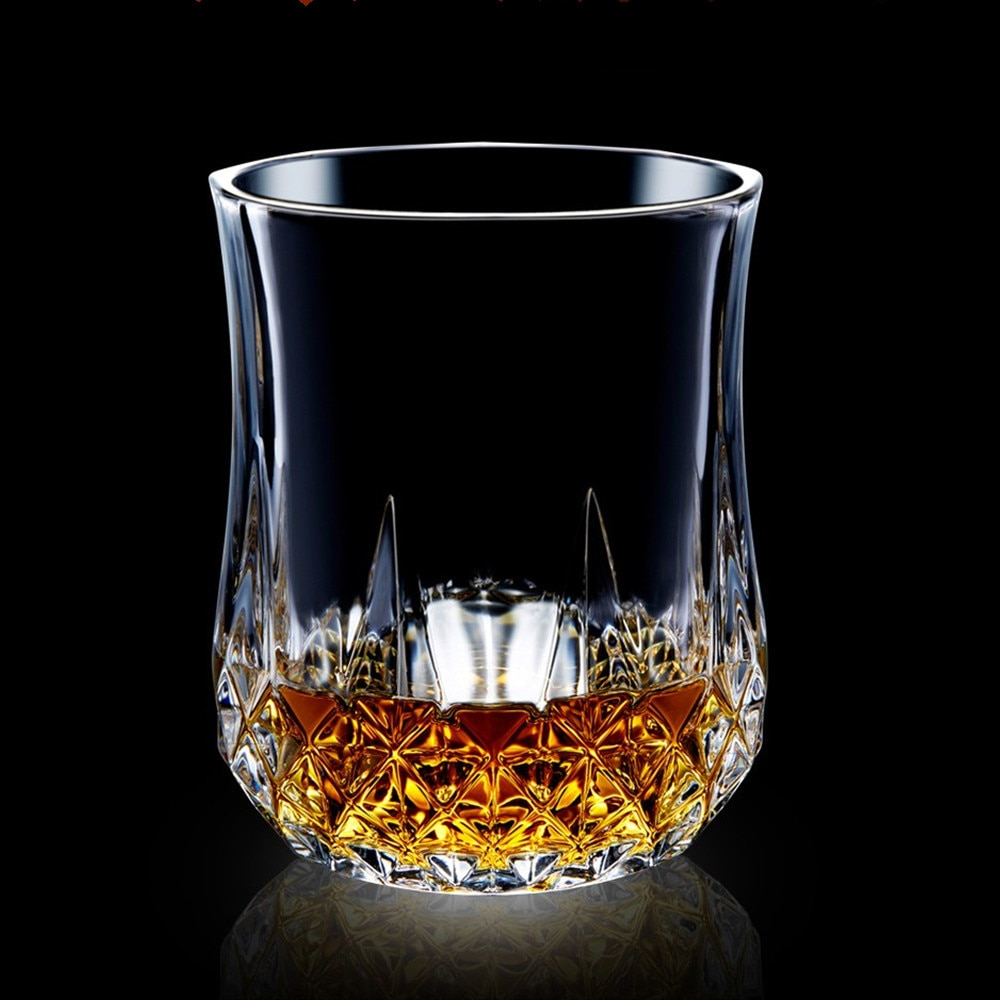 Taza de cerveza de cristal de vidrio taza Whisky gafas tazas garrafa...