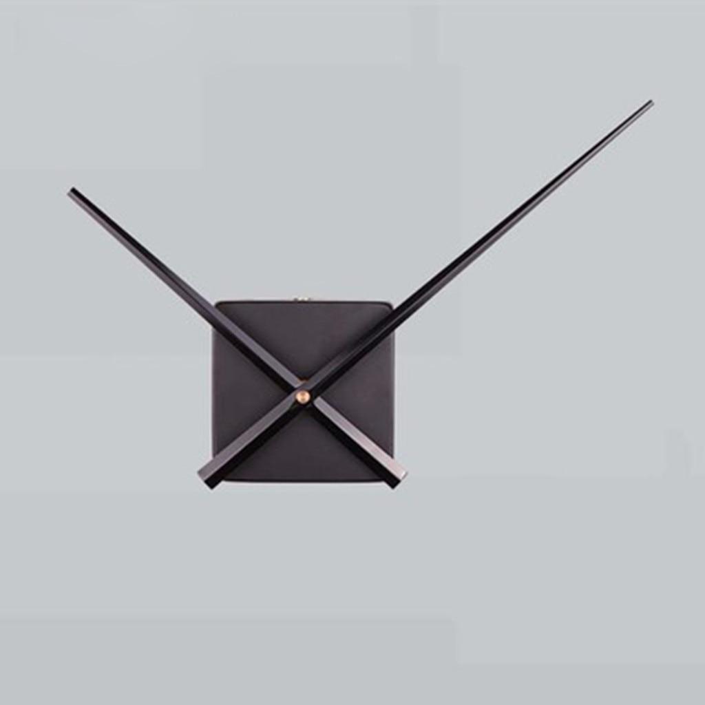 12 diy relógio mudo varredura segundos movimento casa foto relógio de parede acessórios