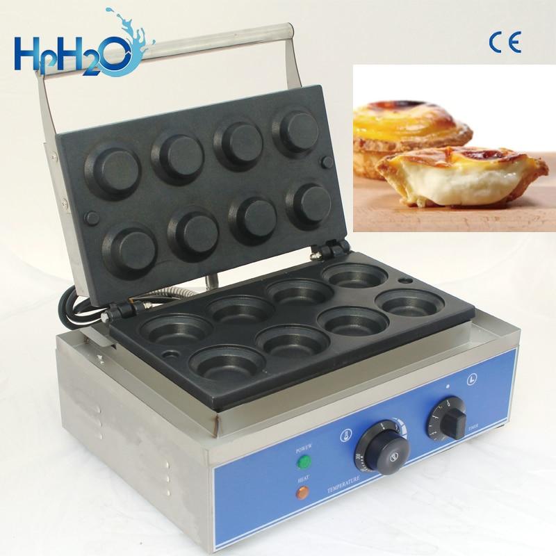 Коммерческая антипригарная электрическая машина для производства яиц, машина для изготовления ананасов, машина для изготовления ракушек, ...