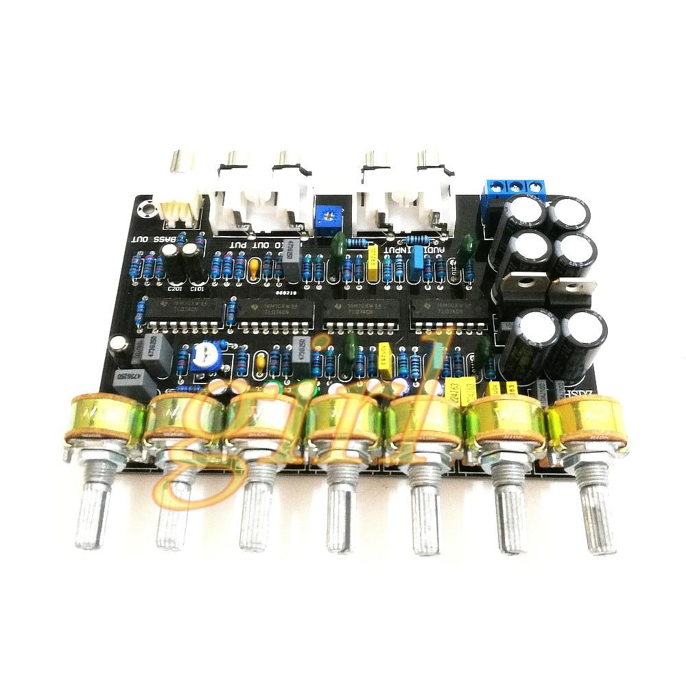 حمى-لوحة نغمة أمامية 2.1 ، معالجة مصدر صوت ، معادلة صوت FM ، تأثير لوحة سبايك 5532