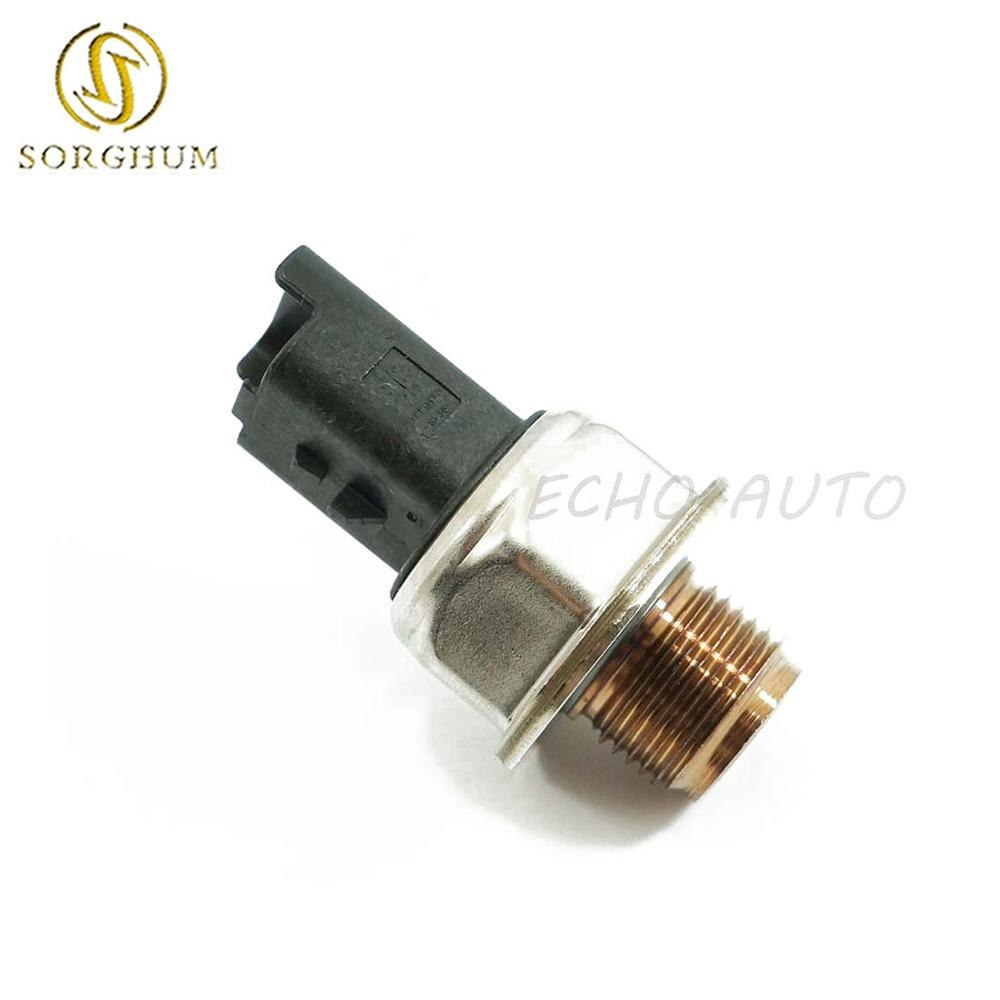 Nuevo regulador de presión de riel de Combustible Sensor 85PP29-02 28357704 para DELPHI