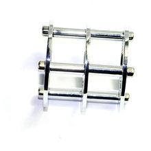 Toptan ve perakende 2 pc Tüp Koruyucu koruyucu Kapak PreAmp Gümüş 12ax7 12au7 6922 5687 ECC ses ücretsiz kargo