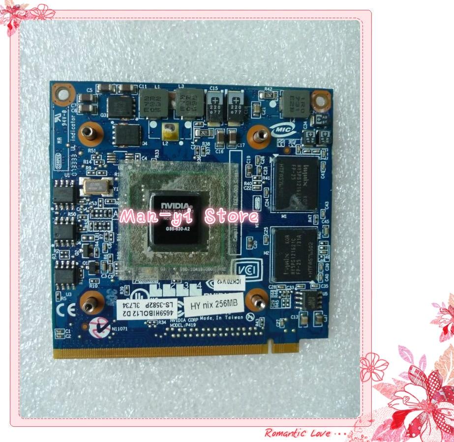 KaiFull-tarjeta gráfica para ordenador portátil Acer Aspire, 7520G, 7520, 7720, 7720G, serie...