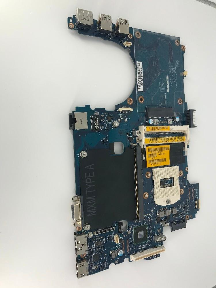 PARA Dell Precision M4800 Laptop Motherboard LA-9771P DDR3 CN-0WNW0H 0WNW0H WNW0H Motherboard testado 100% de trabalho