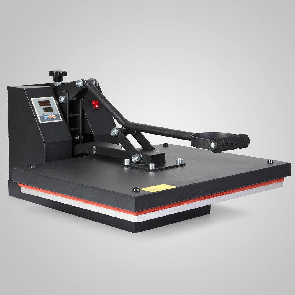 "DIGITAL HEAT PRESS MACHINE T-SHIRT SUBLIMATION PRINTER TRANSFER 16""X20"" PRESSING"