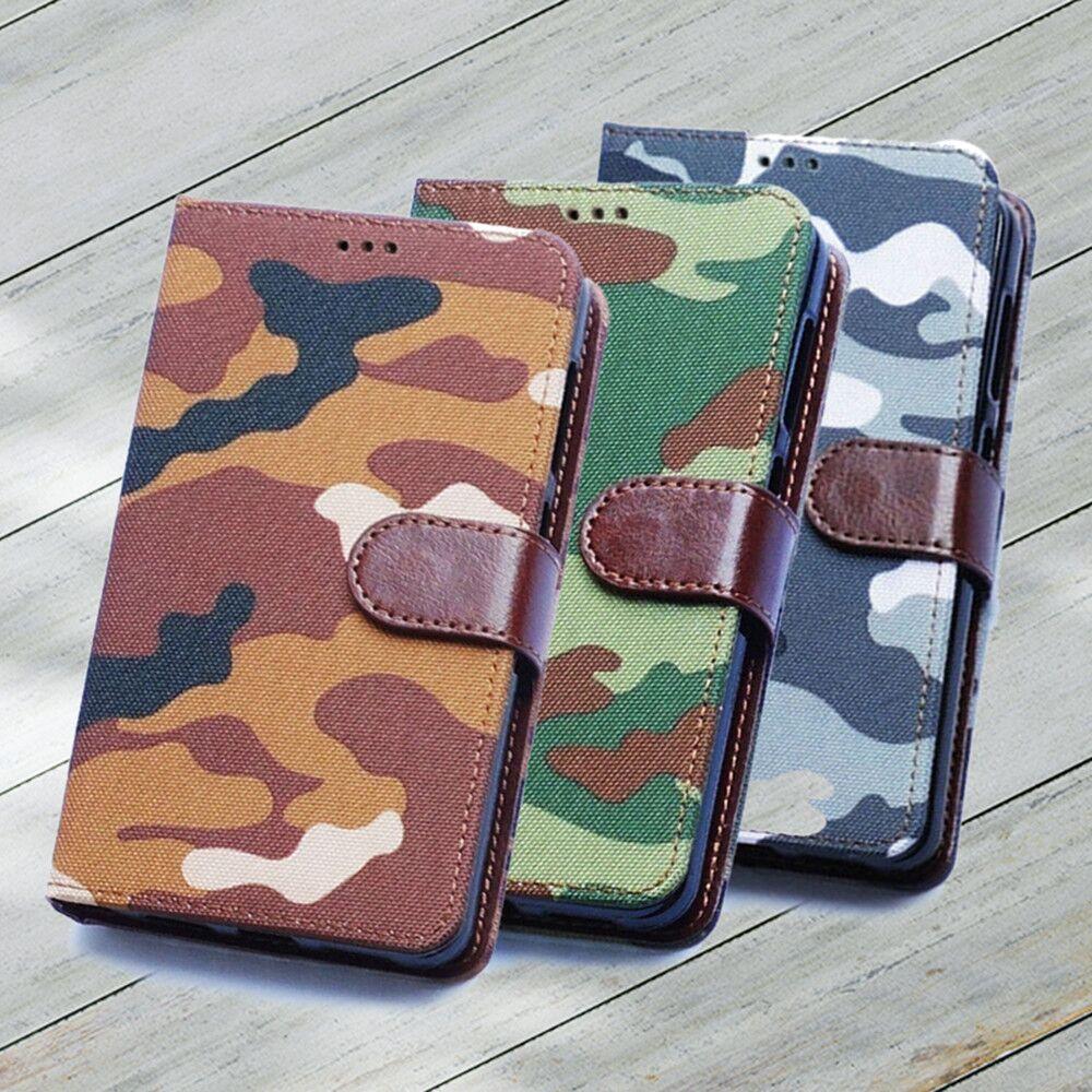 Funda de cuero PU con tapa para teléfono Sharp Android One X4 S1 Aquos L2 R compact S2 ea Z3 Z2 cubierta protectora con tapa